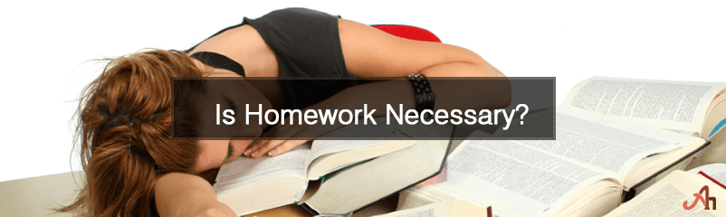 Is Homework Necessary