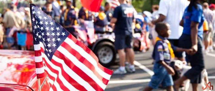 Americans Independence Day History