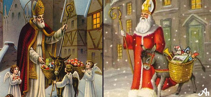 Real St Nicholas Story