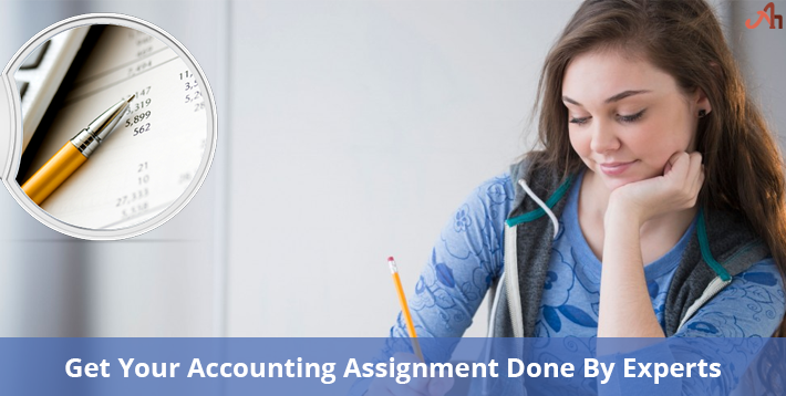 Accounting Assignment From Experts