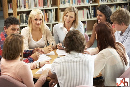 Initiate Group Studies College Study Tips