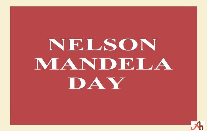 International Nelson Mandela's Day