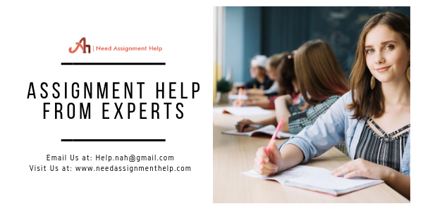 assignment help from experts
