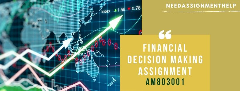 Financial Decision Making Assignment