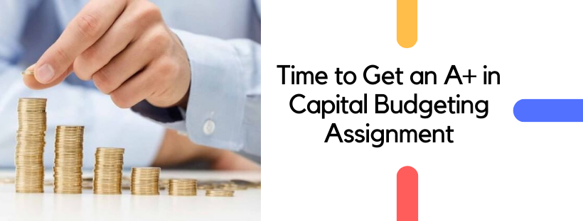 Capital Budgeting Assignment