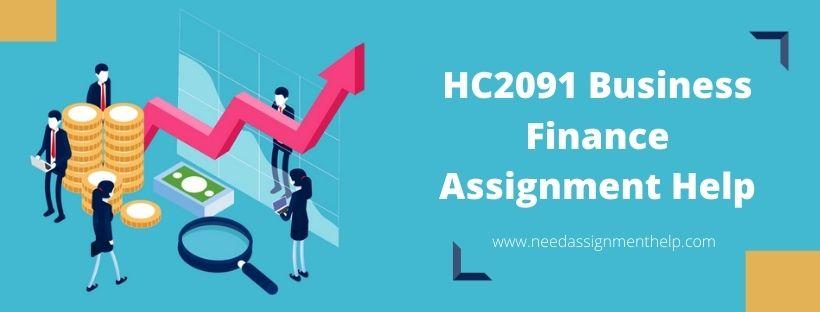 HC2091 Business Finance Assignment Help
