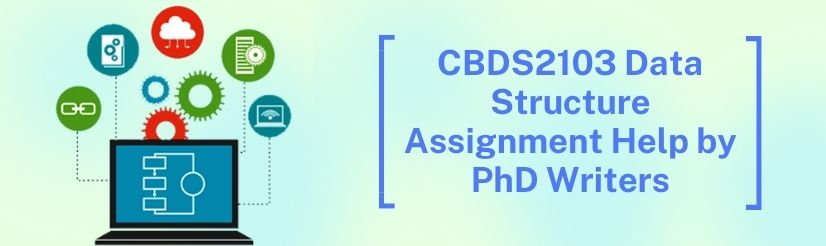 CBDS2103 Data Structure Assignment Help