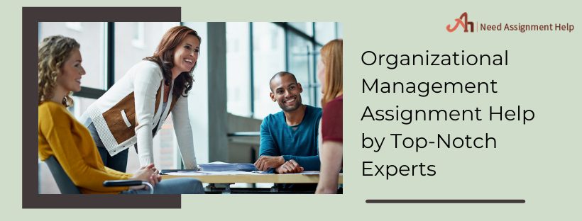 Organizational Management Assignment Help