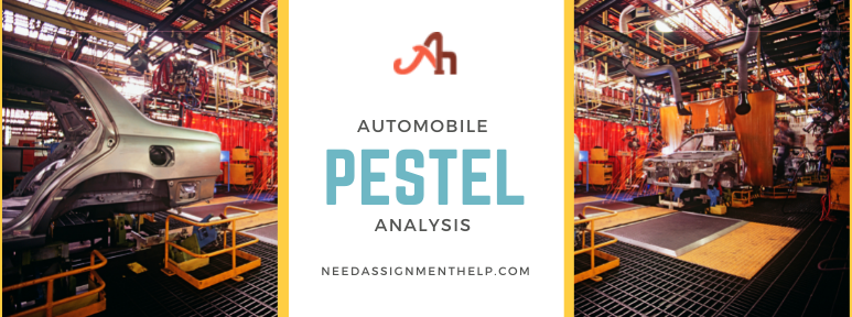 All About Pestel Analysis of the Automobile Industry!!