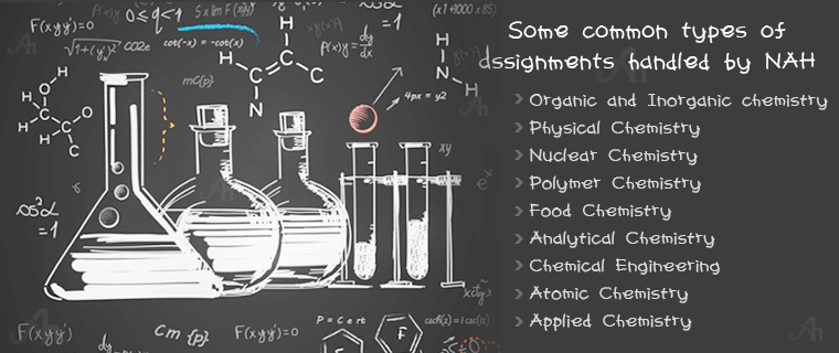 chemistry ssignment help