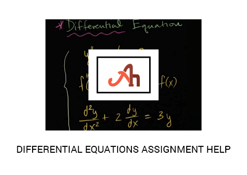 Differential Equations Assignment Help | Need Assignment Help